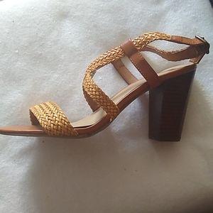 Kenneth Cole Reaction Heel Sandals
